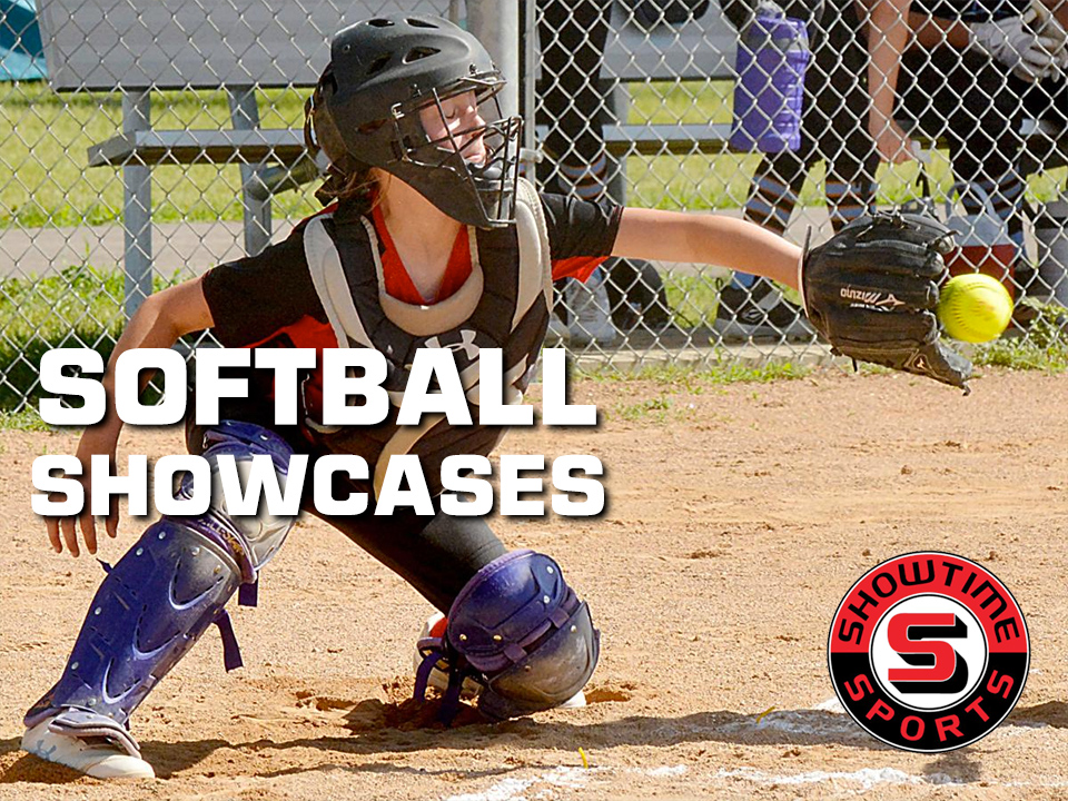 Showtime Sports Softball Showcases and Events