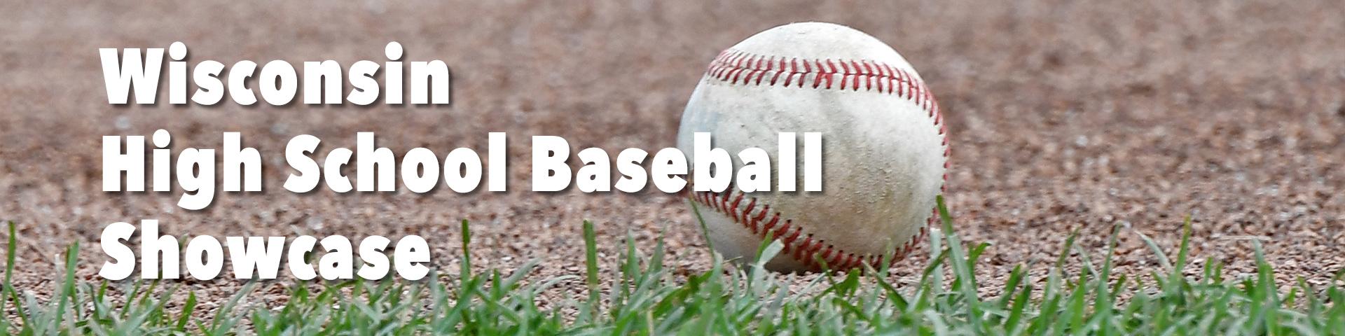 Wisconsin High School Baseball Showcase banner