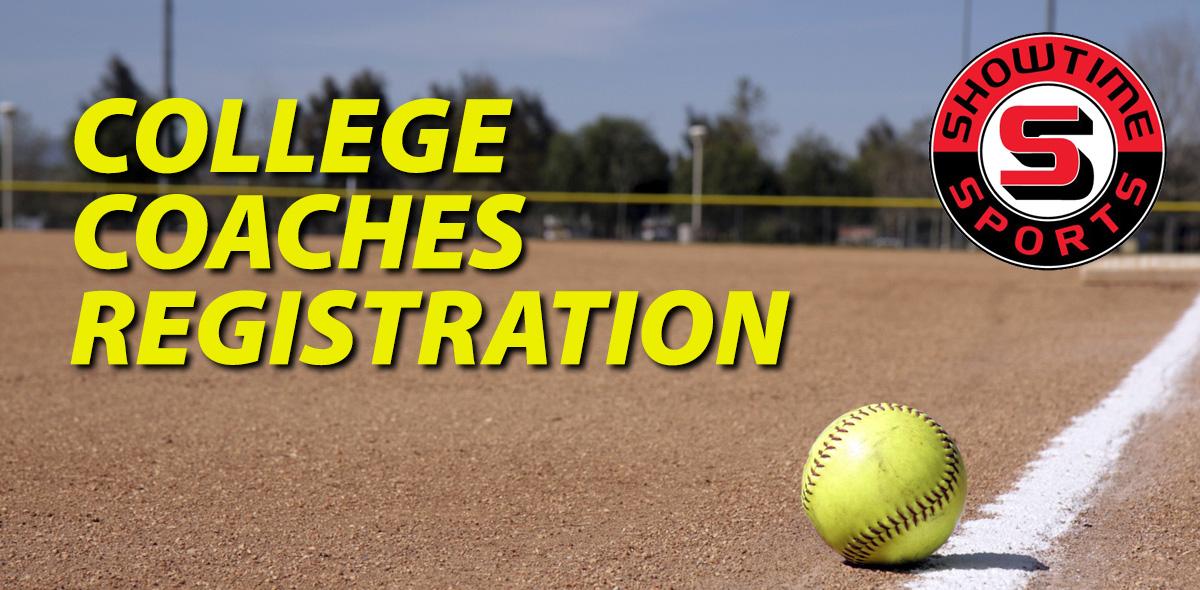 College Coaches Registration