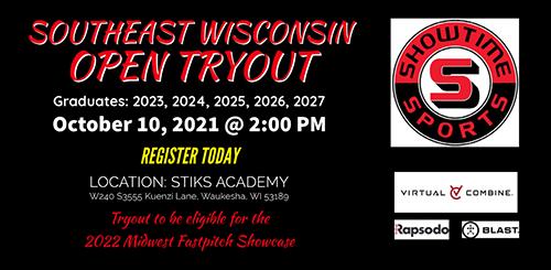 Southeast Wisconsin Open Tryout