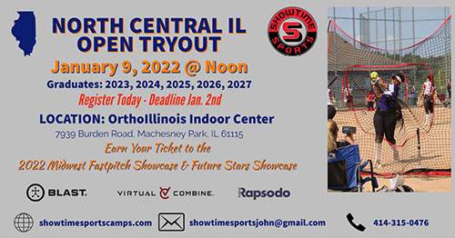 North Central IL Open Tryout